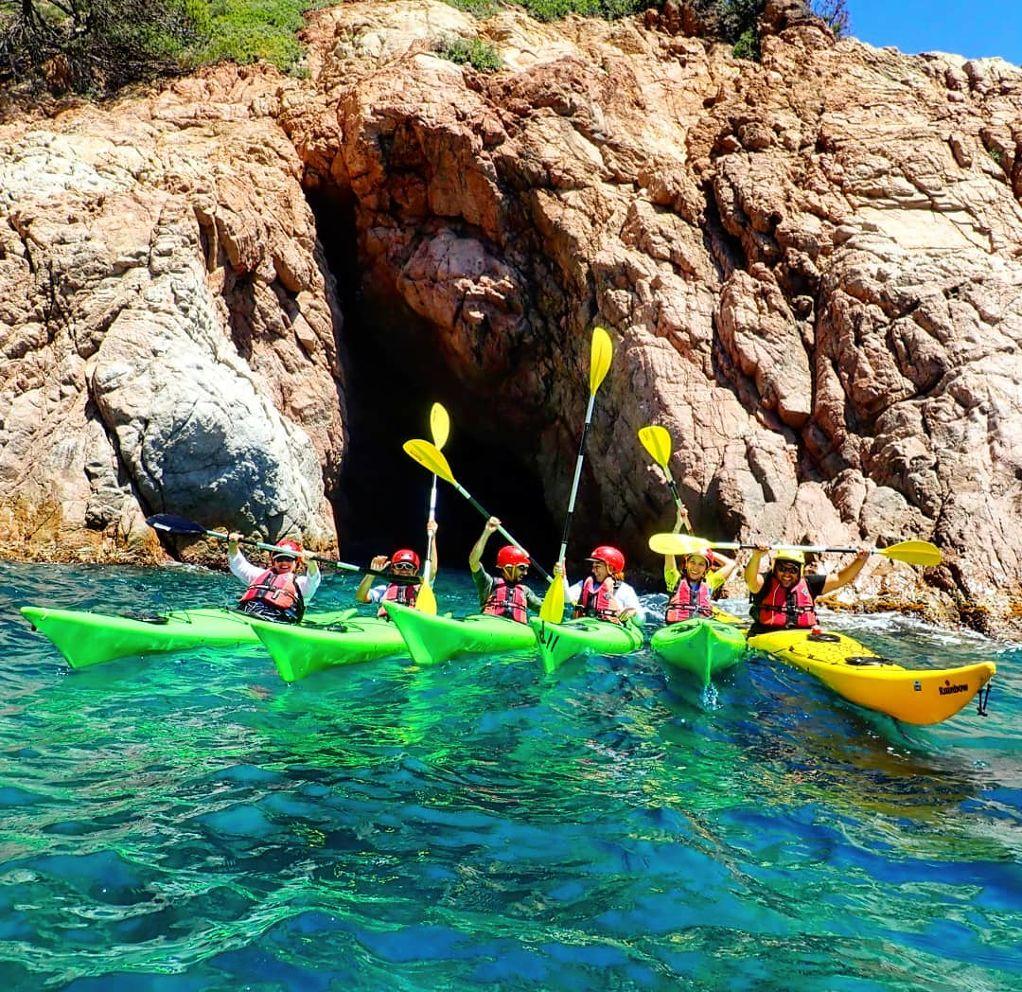 Experiències El Trull Accommodation</br>Allotjament + Matinal de Kayak