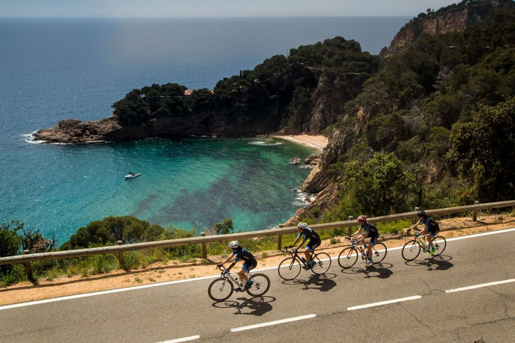 Cycling Costa Brava
